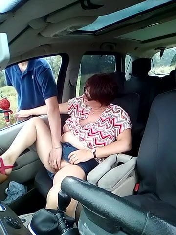 Dogging With A Stranger