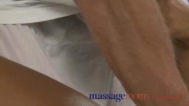 Black Girl Orgasms After Erotic Session