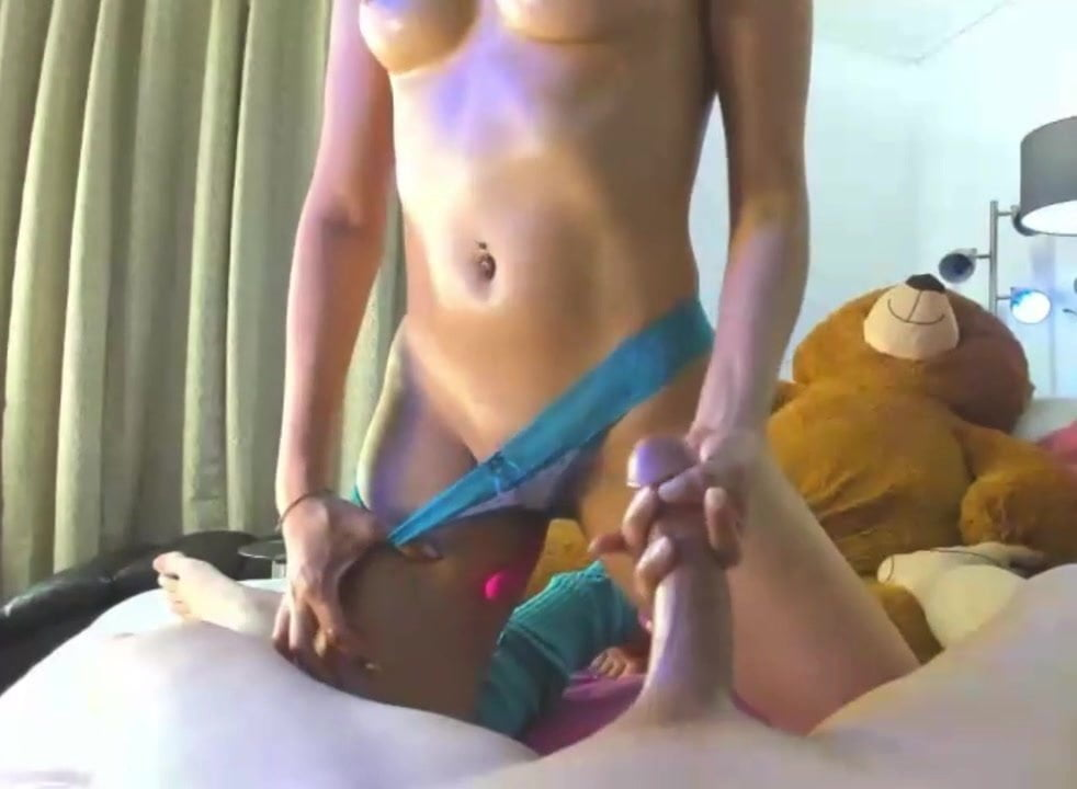 Licking Her Feet
