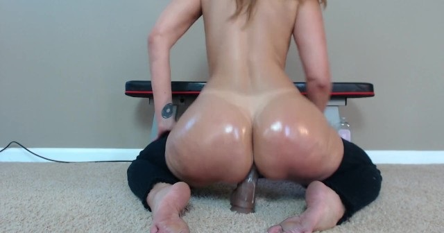 Jess Rides Again No Sound Reverse Cowgirl BBC PAWG Ride