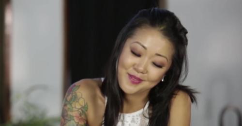 Asian Teen Masseuse Saya Song Pleasuring Her Horny Client