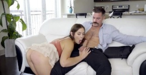 Blair Williams And Her Sexy Ass Gets Pussy Pounded!