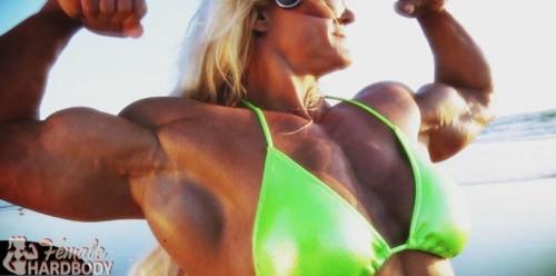 Brigita Brezovac Is The Strongest Sexiest Woman Alive