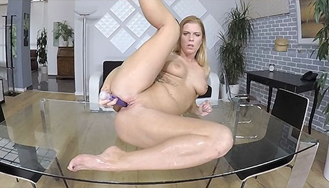 CHRISSY FOX – Drenched Hotpants - pt 2