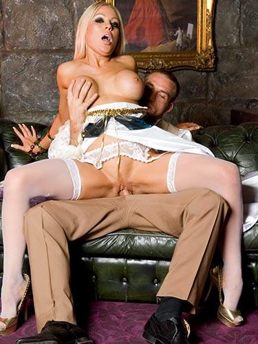 Cindy Behr Riding A Nice Hard Cock And Filling Her Love Box