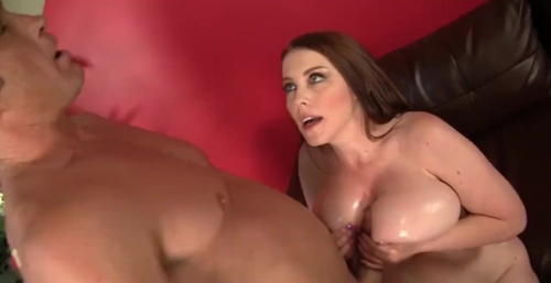 Desiree Massages Client With Big Boobs