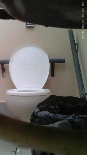 Hot Spy Toilet