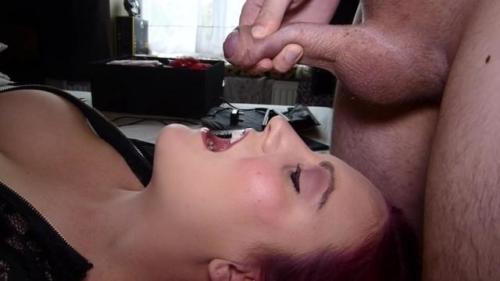 Dripping Yummy Pre Cum In My Throat - Behind The Scenes