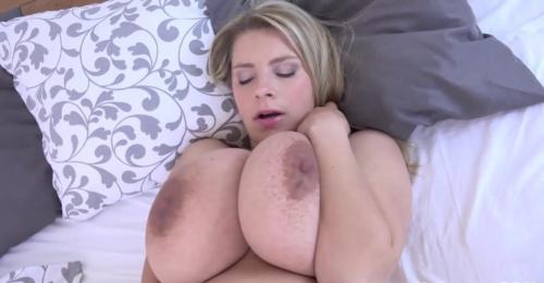 Pregnant Katarina Angel Slowly Strips And Masturbates!