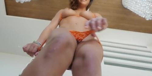 Hot And Flexible Brunette Girl Leah Gotti Enjoys Fucking
