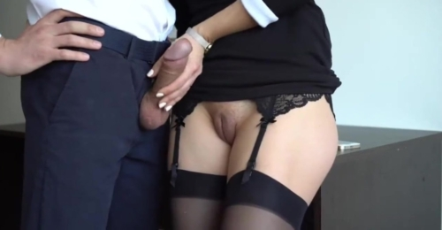 Nice Office Milking Slut..You Will Cum