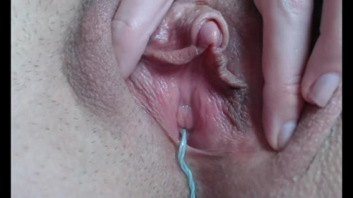 Orgasm With Tampons In My Pussy