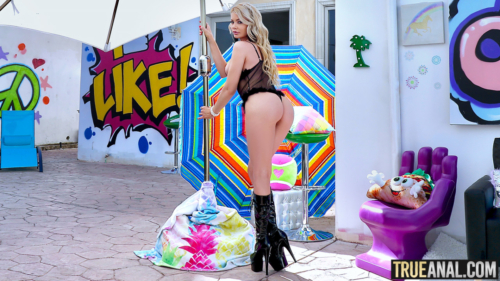 RILEY STEELE – Riley Steele Is Back For More