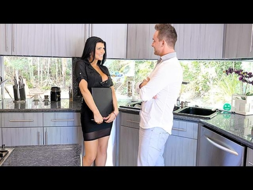 Busty Milf Real Estate Agent Pounded