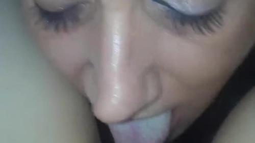 She Licks It So Good!