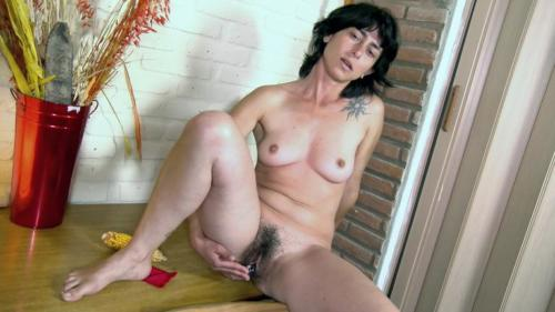 Soledad Strips Naked To Play After Some Work