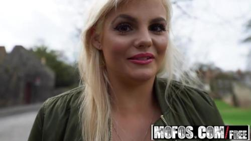 UK Hottie Haggles With Pervert Starring Katy Jayne