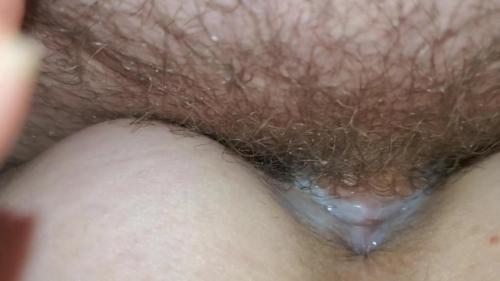 Wife's Creamy Pussy